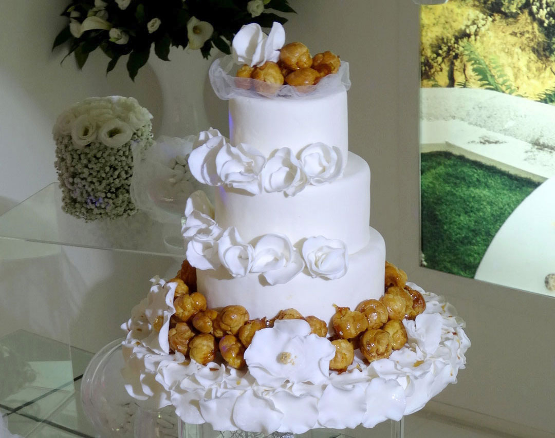 wedding Cake Villa Scalera