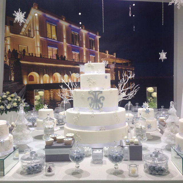 Un Inverno pieno d'amore - Villa Scalera